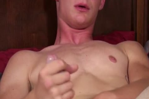 Seth Johnson - sexy, slender twink Solo - enormous weenie!