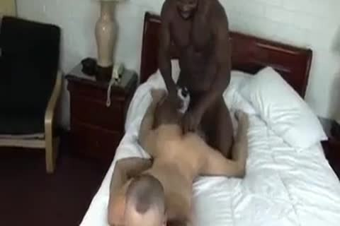 wicked Interracial homo guys nailing