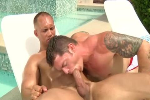 John Magnum And Mitchell Rock In simple Summer