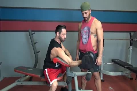 {RFC} Hungry Bottom Gym poke - Trey Turner & Milan Gamiani