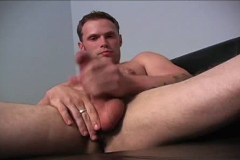 Jake Wolfe Masturbates Happily