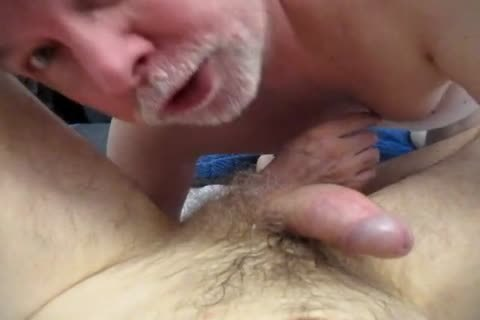 Nips And hairy penis Work For A big-Dicked NYC Bud.